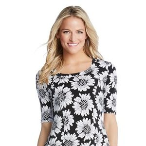 KAREN KANE Daisy Print Dress (XS)